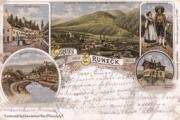 greeting card Bruneck